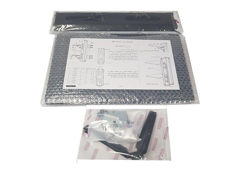 پایه دیواری دی وی دی مدل SH-D میز نگهدارنده دستگاه رسیور ضبط و پخش تصاویر خرید بهترین مارک