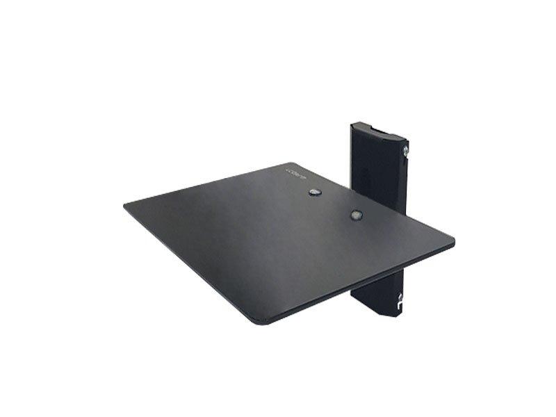 پایه دیواری دی وی دی مدل SH-A طبقاتی راهنمای نصب دستگاه رسیور کارگاه تولید نگهدارنده سیستم صوتی و تصویری خرید