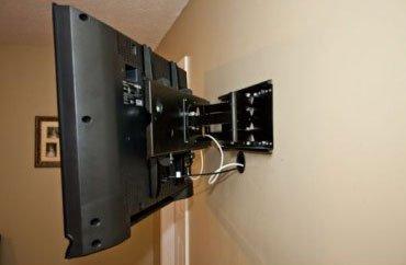 پایه دیواری تلویزیون: بیشترین استفاده نسبت به تزئینات دیواری