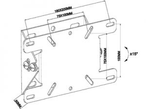 Info_Size-Installation-Bracket_Monitor-Wall-Mount_LW-35