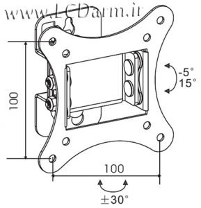Info-Size_Monitor-Wall-Stand_LW-35